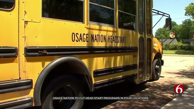 Osage Nation To Cut Head Start Programs At All Four Locations