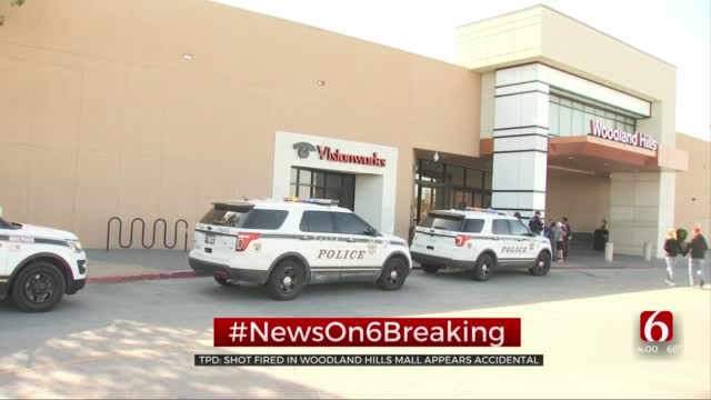 Police Responding After Shots Fired At Woodland Hills Mall