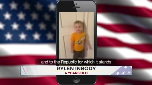 Daily Pledge: Rylen Inbody