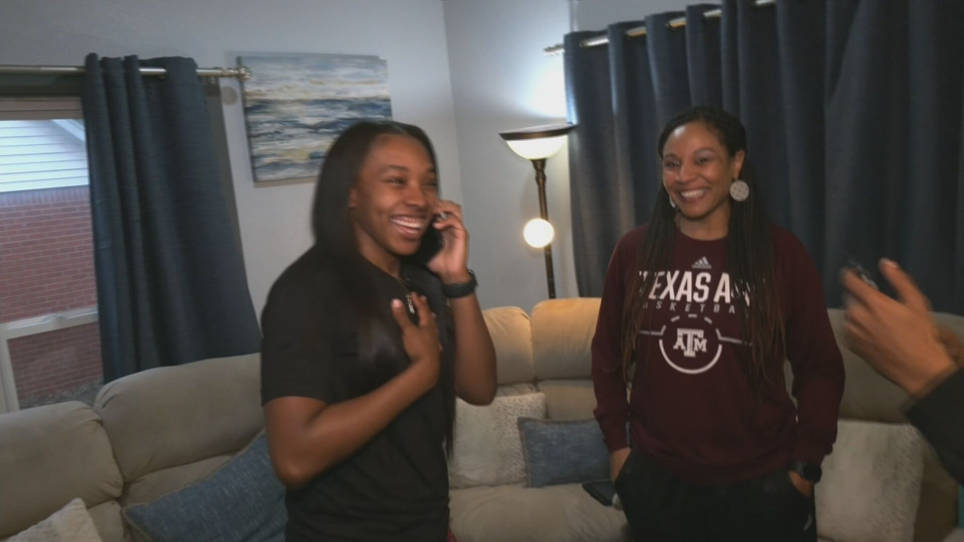 A Dream Becomes Reality For Muskogee Native Selected In 1st Round Of WNBA Draft