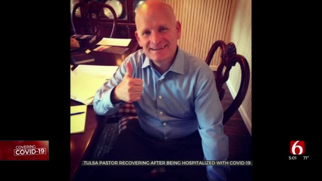 Tulsa Pastor Recovering After Being Hospitalized With COVID-19