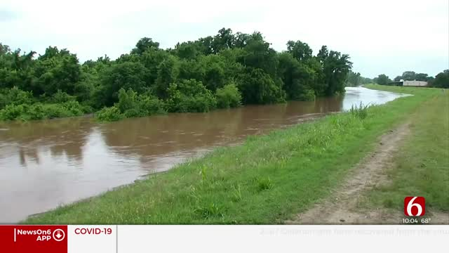 Tulsa's Levee System Hopefully Seeing Improvement This Spring
