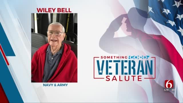 Veteran Salute: Wiley Bell