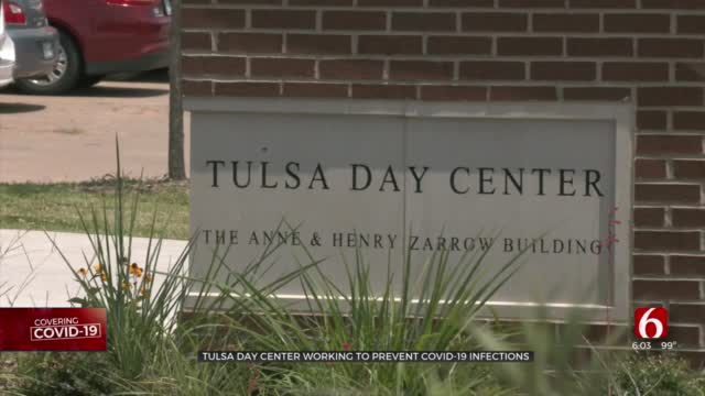 Tulsa Day Center Preventing Spread Of Delta Variant With Strict Guidelines