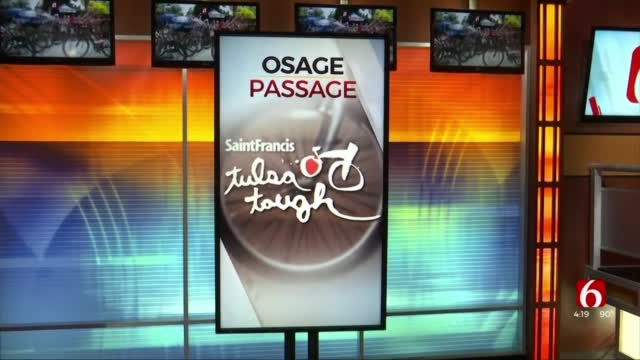 Watch: 2nd Annual Osage Passage To Take Place