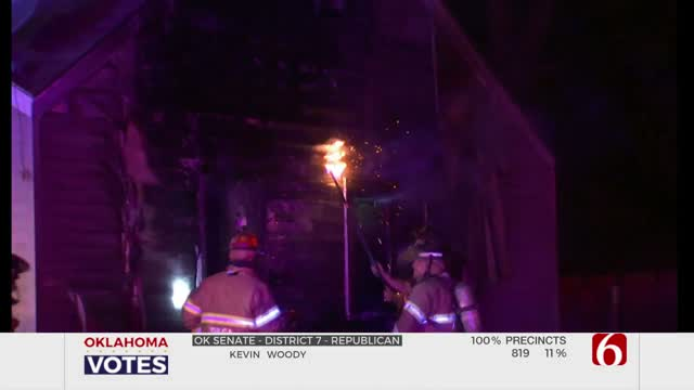 TFD: House Fire Claims Life Of Family's Dog