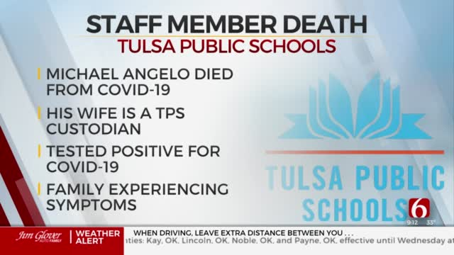 TPS Team Member Dies From COVID-19 Complications, District Says