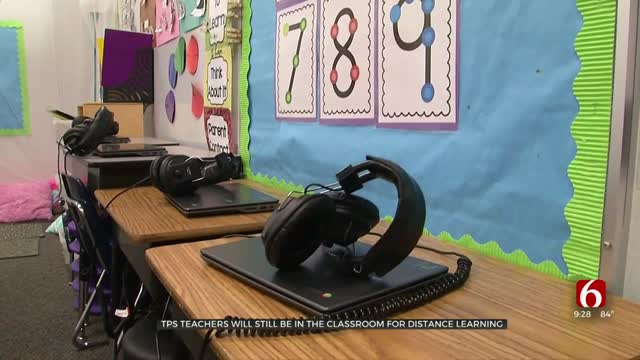 TPS Increases Cleaning As Teachers Will Be Still Be In Classrooms