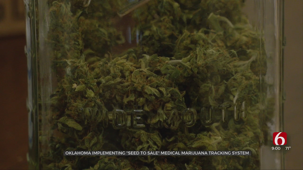 Medical Marijuana Tracking System To Begin In Okla. By End Of Month