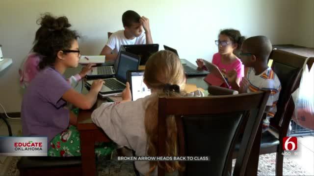 Broken Arrow Starts School As Parents Navigate New Normal
