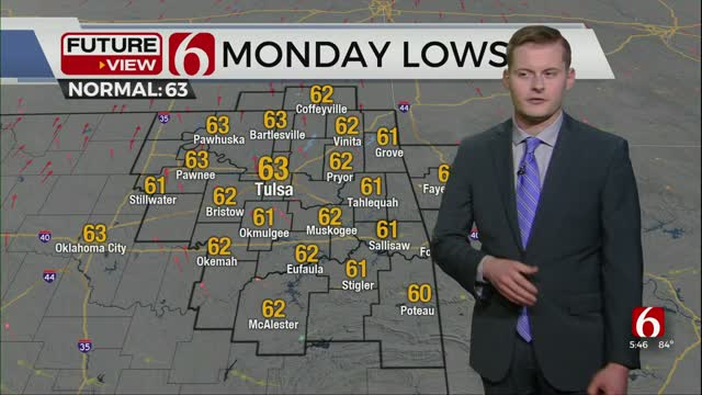 Sunday Night Forecast With Sawyer Wells