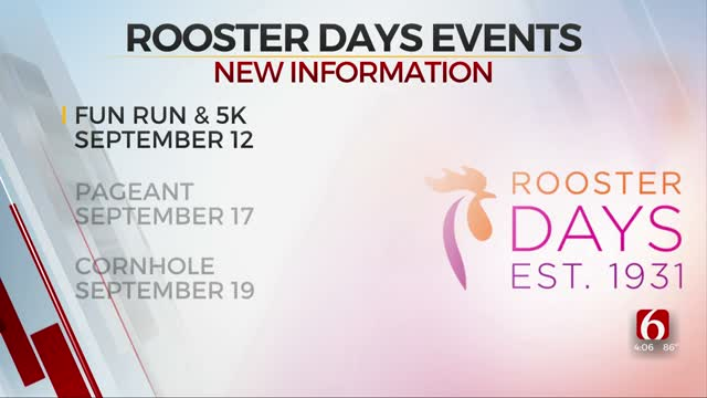 Broken Arrow Rooster Days Annual Events Rescheduled