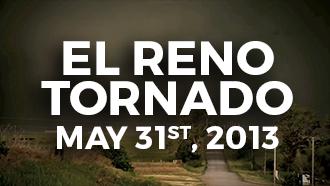 May 31, 2013 - El Reno Tornado