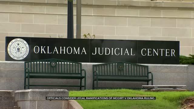 Officials Consider Legal Ramifications Of McGirt V. Oklahoma Ruling