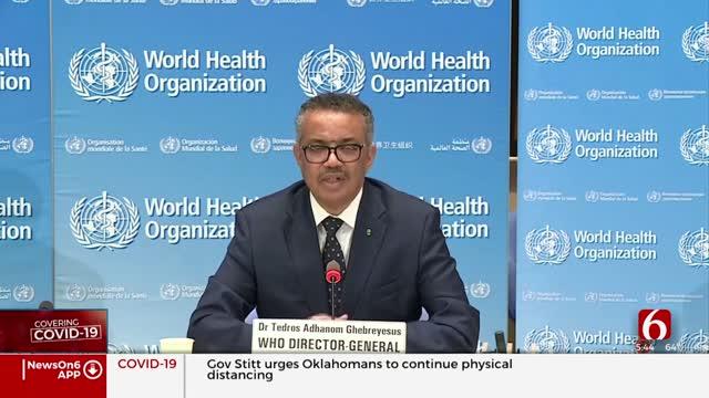 World Health Organization Warns Coronavirus (COVID-19) Pandemic Far From Over