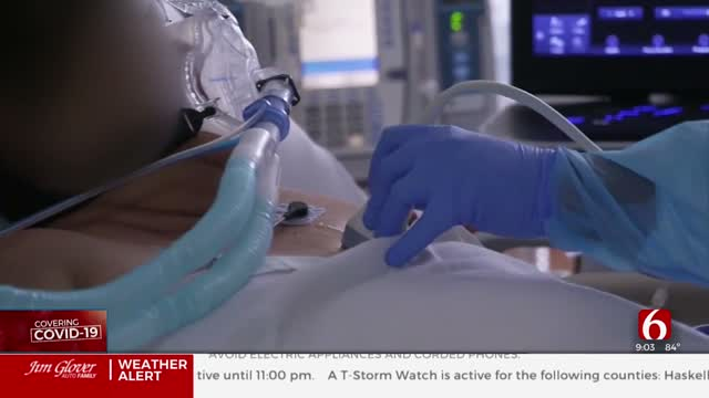 Health Dept. COVID-19 Alert System Focuses On Hospitalizations To Determine Risk Level
