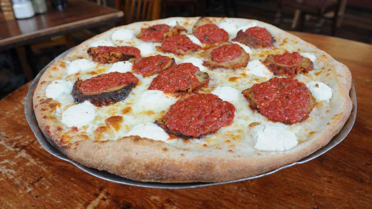 Andolini's 'The Hoboken'  Pizza
