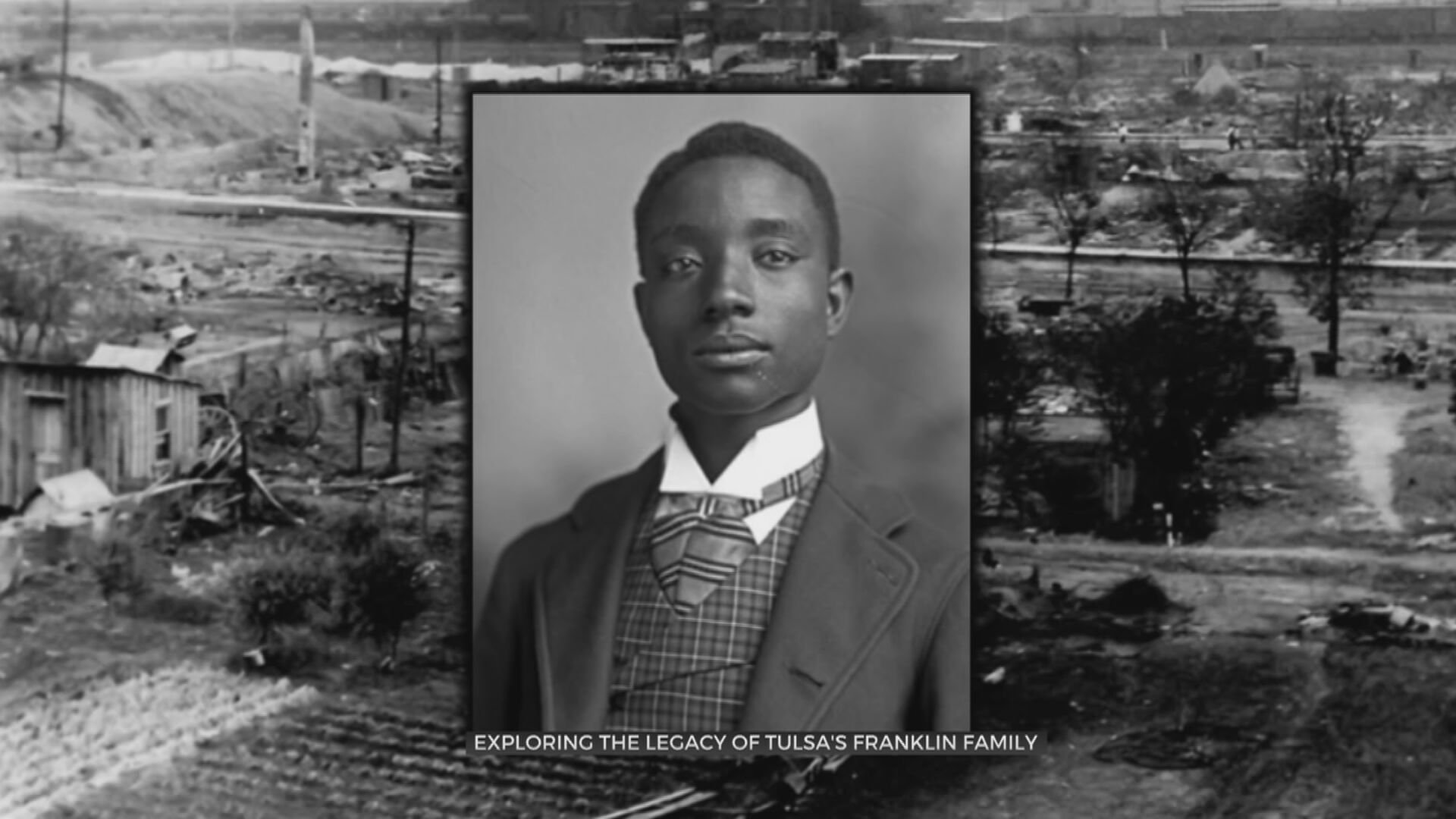 Franklin Family's Legacy In Tulsa
