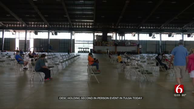 OESC Hosting 2nd Day Of Event To Help Tulsans With Unemployment Claims