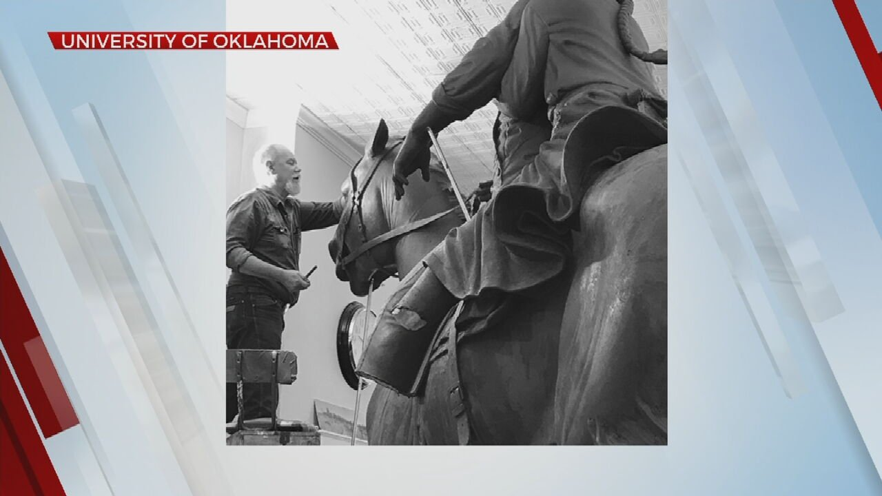 Oklahoma Artist Paul Moore To Receive Special Medal Of Honor From National Sculpture Society