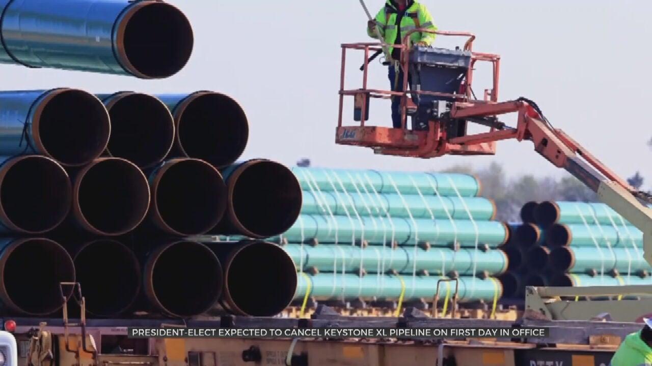 Biden Plans To Cancel Keystone XL Pipeline Permit On First Day In Office