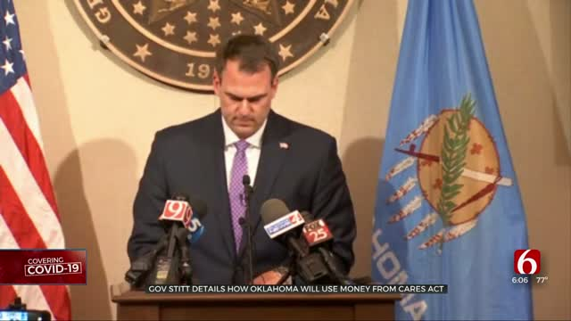 Oklahoma Preparing To Distribute $1.2 Billion In Relief Money To Cities, Counties