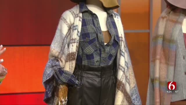 Watch: Fall Fashion Tips