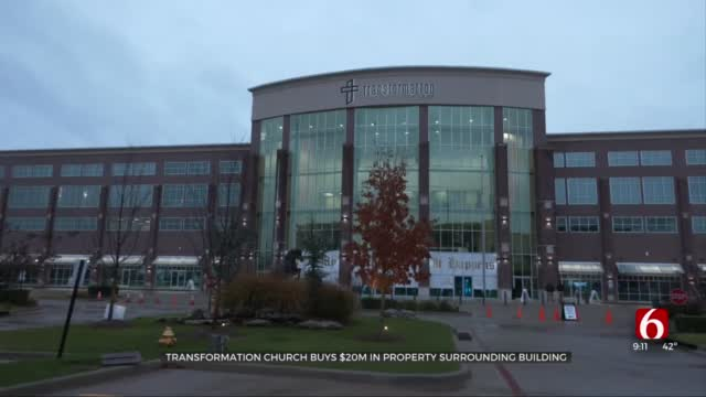 Transformation Church Buys $20M In Property Surrounding Building