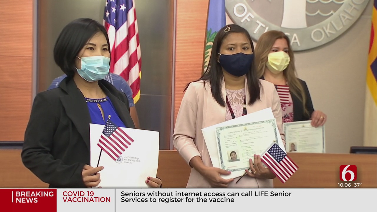 Green Country DACA Recipients Anticipate New Administration