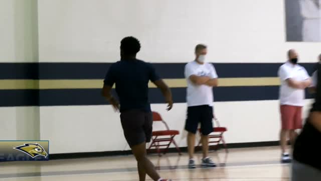 ORU Basketball Coach Looks To Experienced Leaders Through Uncertain Time