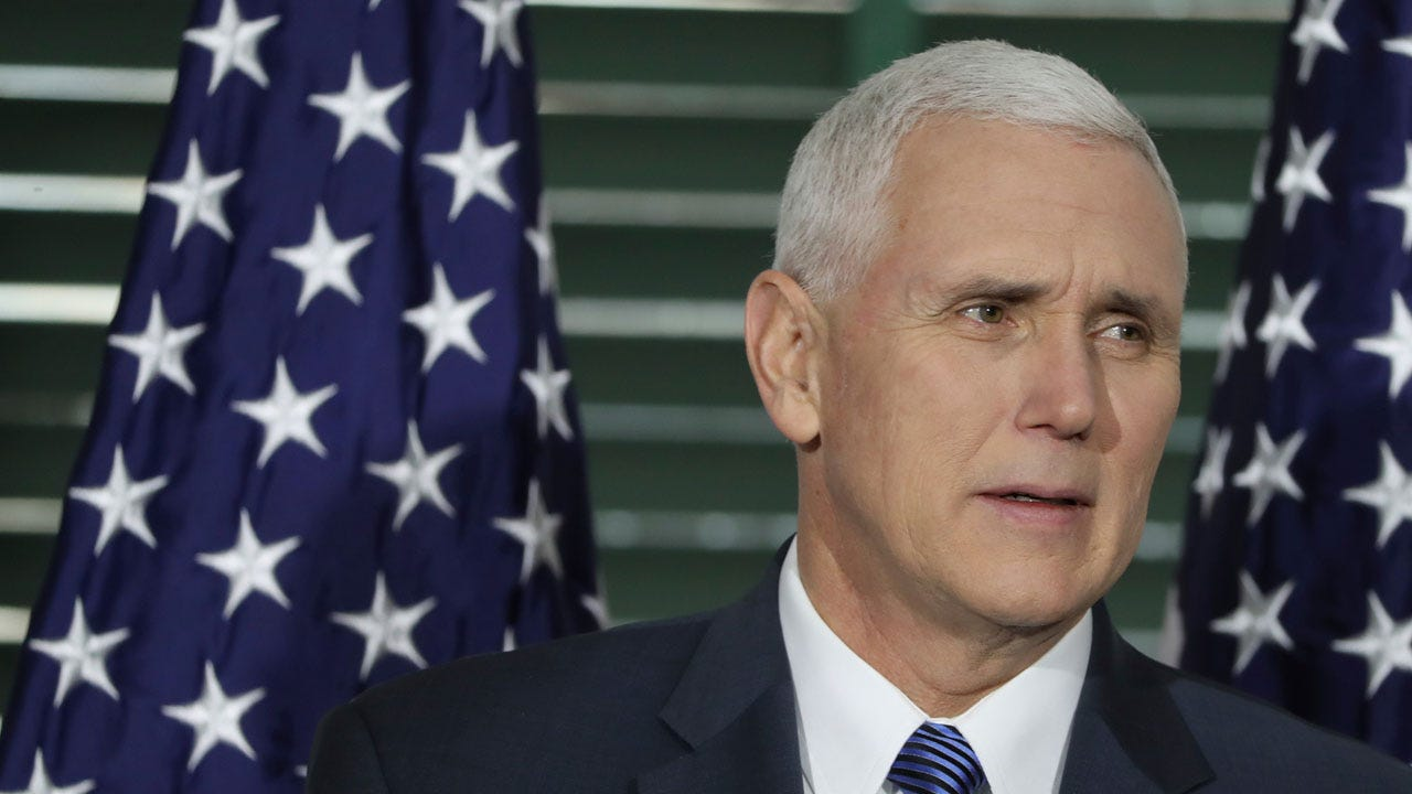 VP Pence Rules Out Invoking 25th Amendment On President Trump