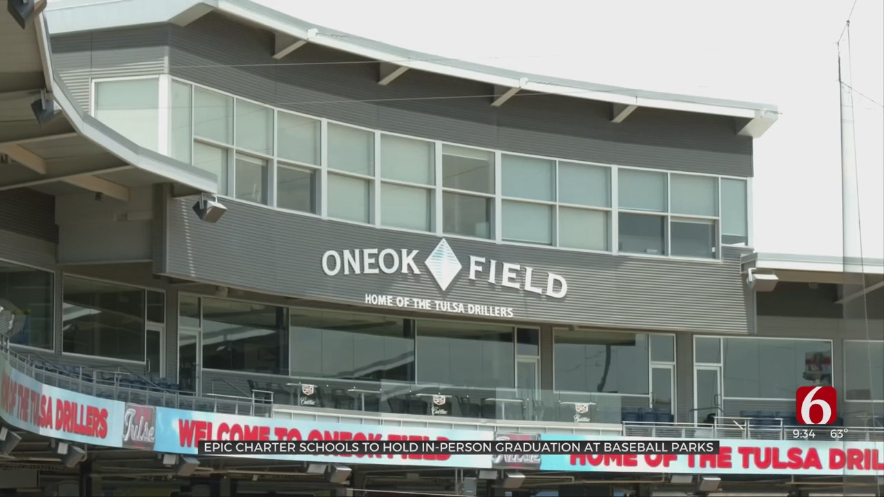 Epic Charter Schools Partners With OneOK Field To Host Graduation Ceremonies