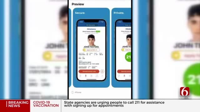 Oklahoma's Mobile ID App Updated To Support Real ID