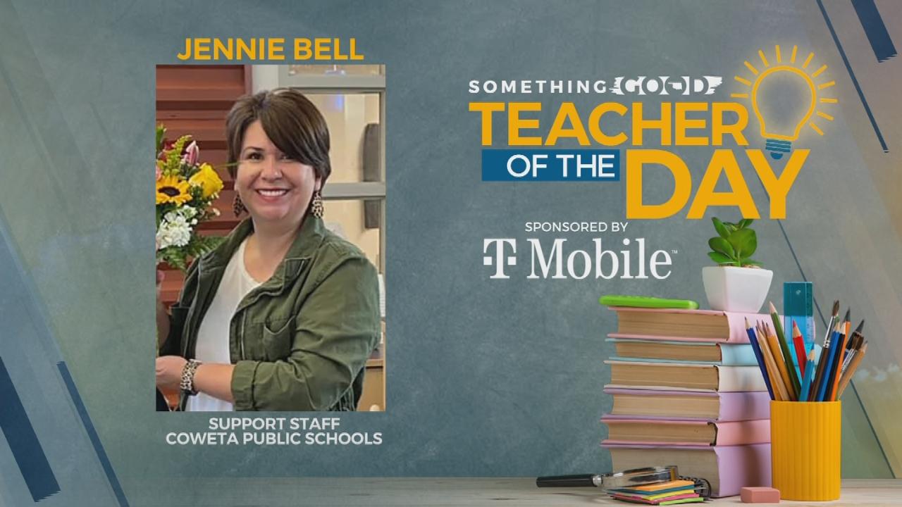 Teacher Of The Day: Jennie Bell