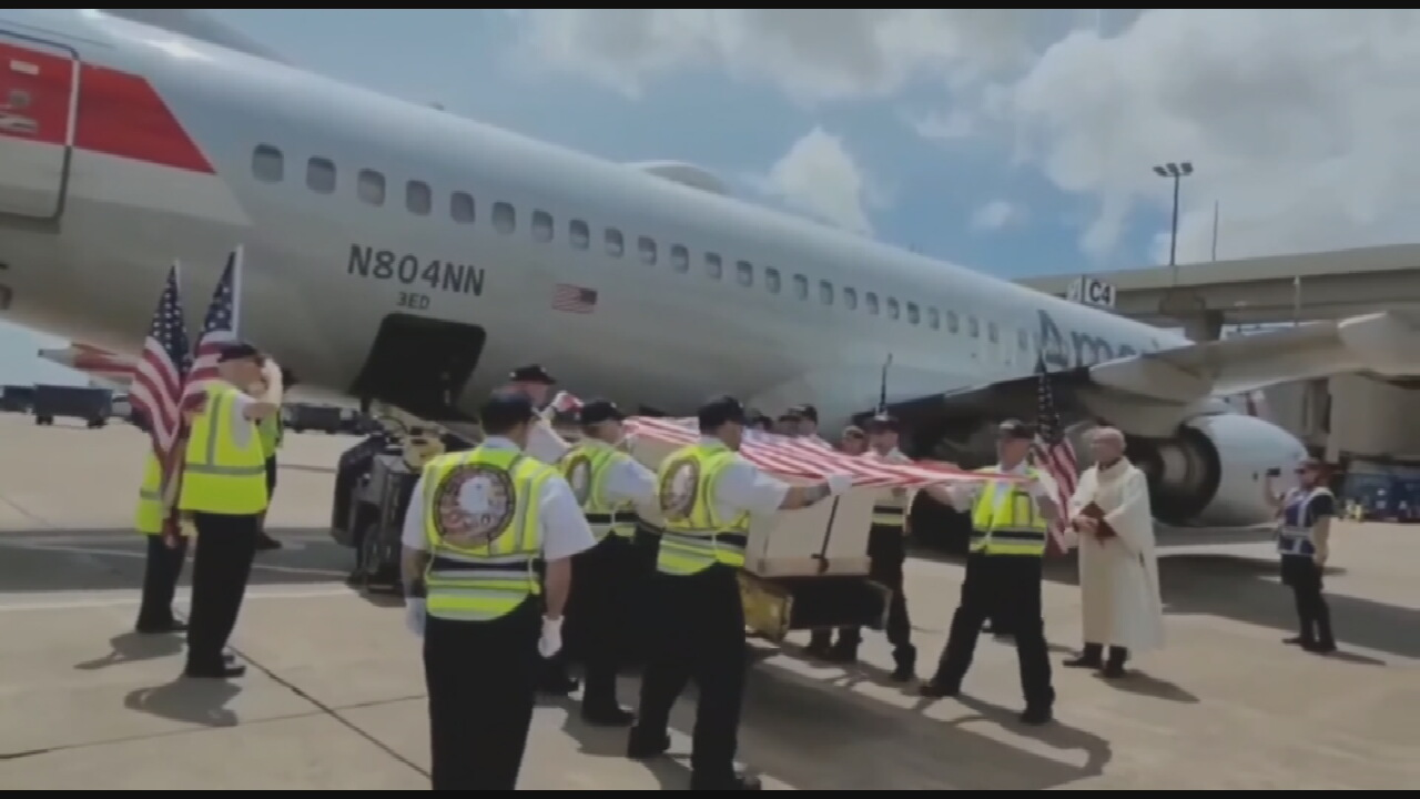 Oklahoma Soldier Finally Laid To Rest At Arlington National Cemetery After 70 Years