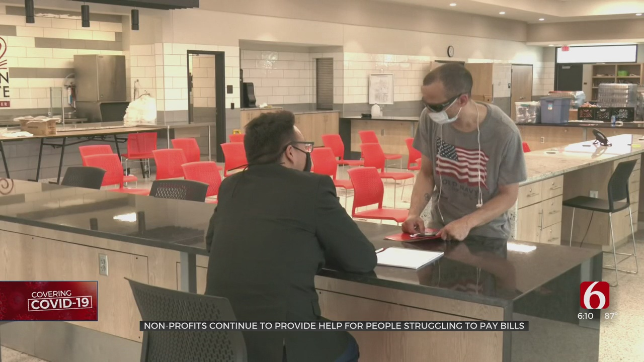 Nonprofit Hosting Hub To Connect Tulsa Tenants With Several Agencies Offering Financial Help