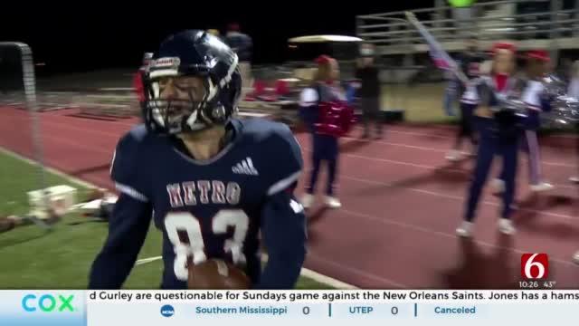 High School Football Roundup: Playoffs Week 4