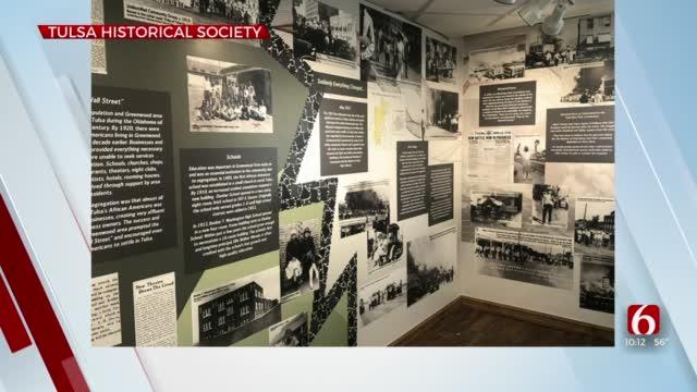 Tulsa Historical Society Opens Exhibit To Mark Centennial Of Race Massacre