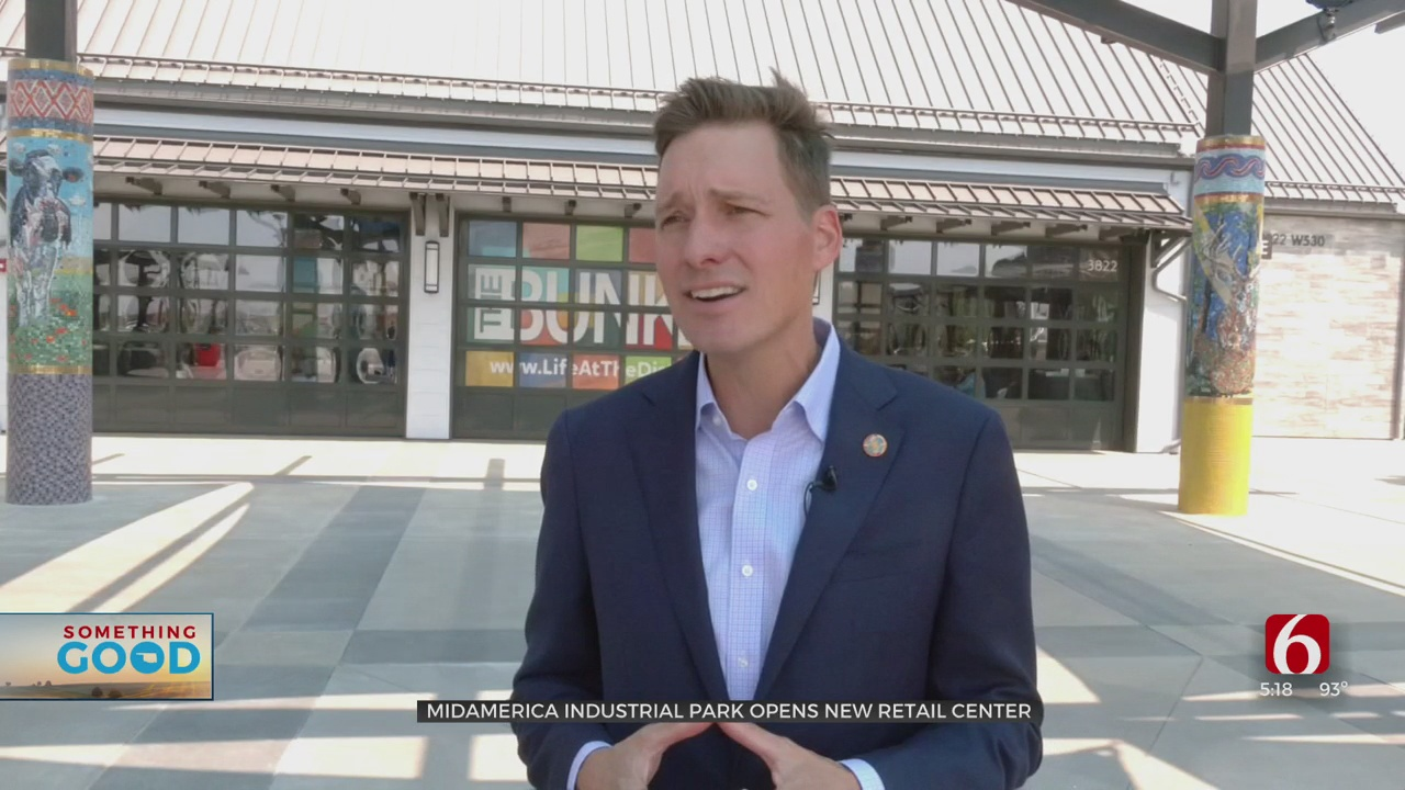MidAmerica Industrial Park Celebrates 60 Years With New Retail Center
