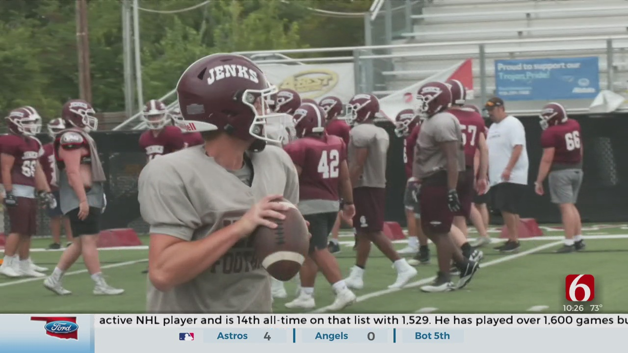 4 Players In The Hunt For Jenks Trojans Starting Quarterback Job