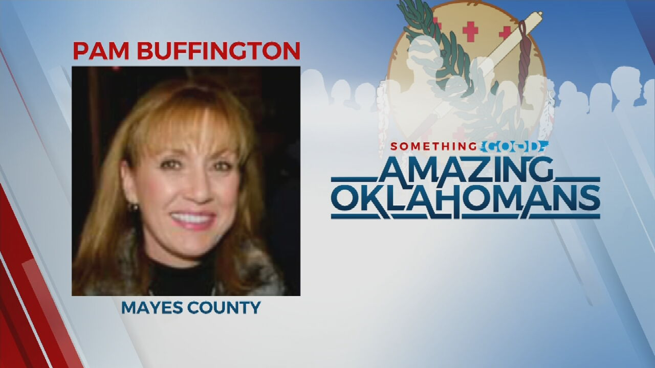 Amazing Oklahoman: Pam Buffington