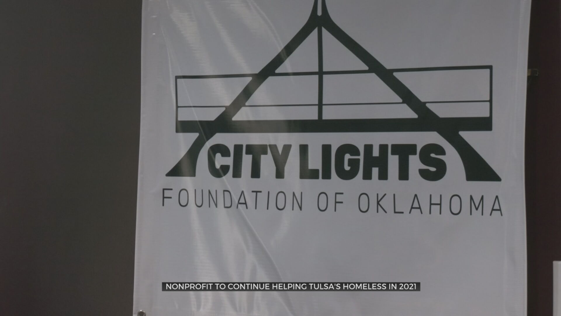 Nonprofit's Vision For 2021: 'Give Dignity, Hope' To Tulsa's Homeless Population