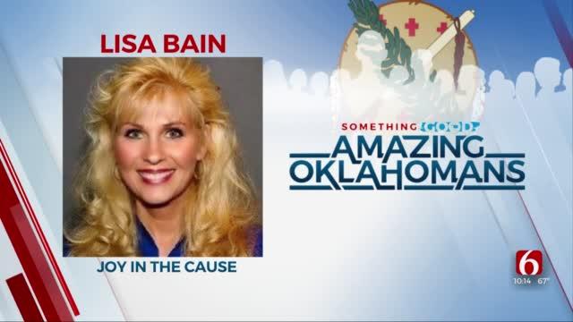 Amazing Oklahoman: Lisa Bain