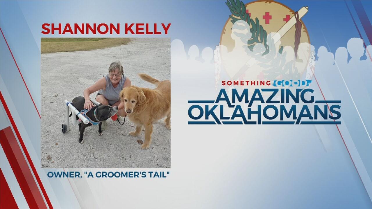 Amazing Oklahoman: Shannon Kelly
