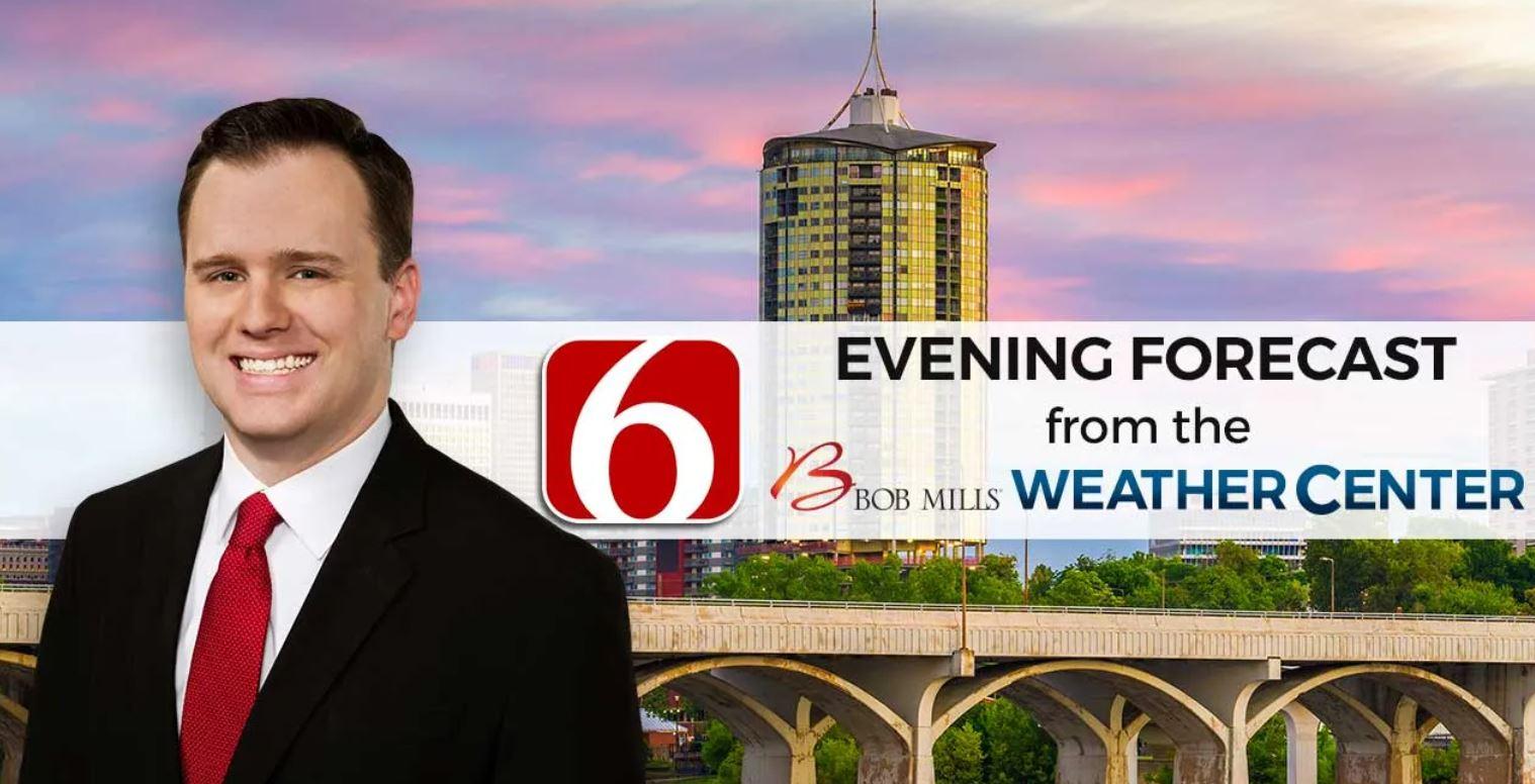 Evening Forecast With Stephen Nehrenz