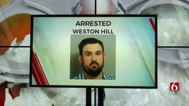 Broken Arrow Man Arrested, Accused Of Drug Trafficking