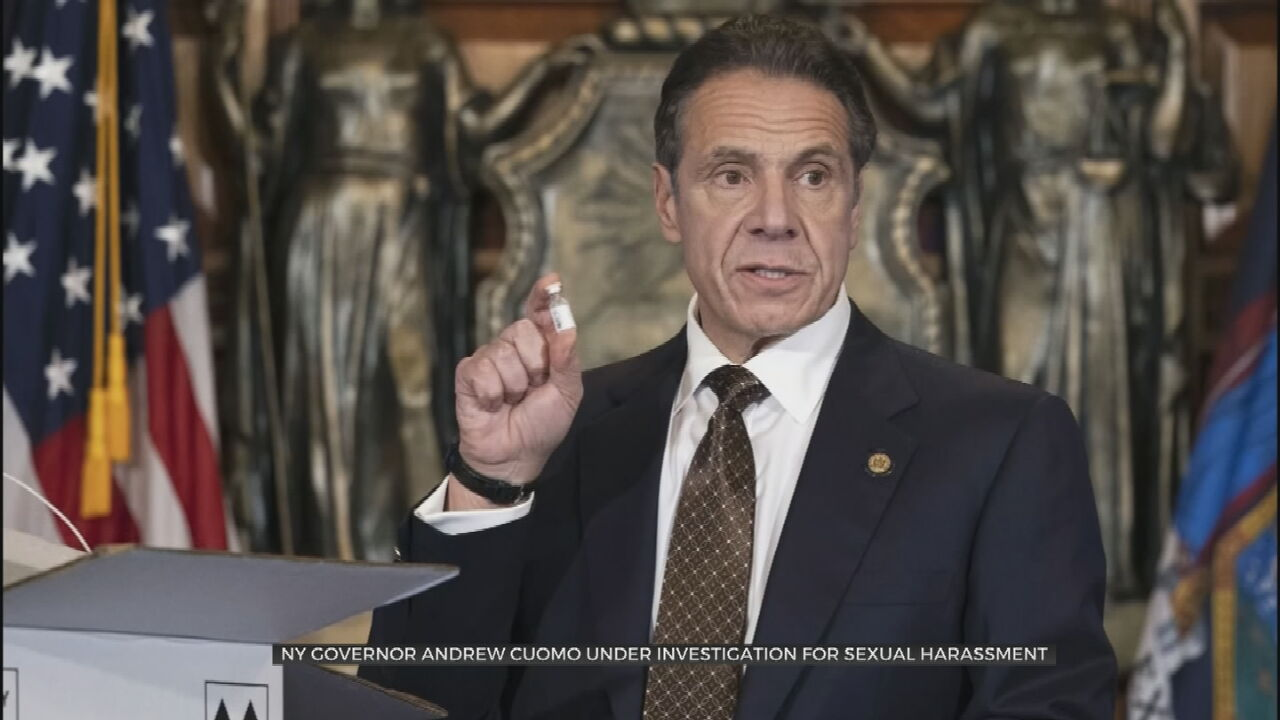 Andrew Cuomo Faces Investigation Into Alleged Sexual Misconduct