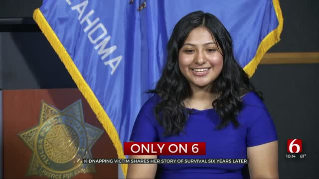 Teen At Center Of Tulsa Amber Alert Shares Her Amazing Story Of Survival