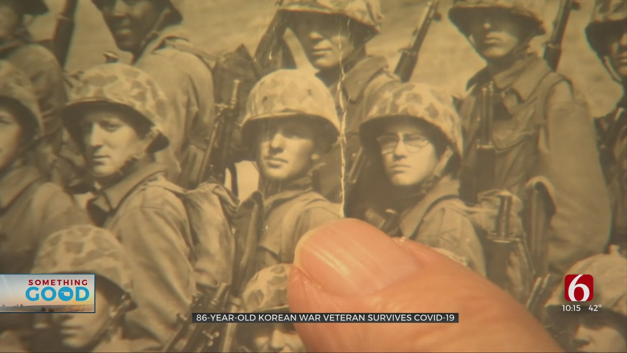 86-Year-Old Korean War Veteran Recovers From COVID-19