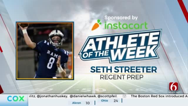 Instacart Athlete Of The Week: Seth Streeter